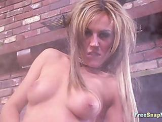 Hardcore Anal With Blonde Milf