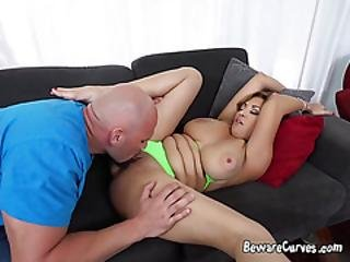 Hot Minx Jazmyn Has Her Cunt Licked And Eaten