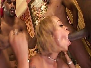 Creampie My Throat I M An Ebony Slut