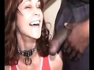 Redhead Cuckold Wife Teased With Bbc Sao