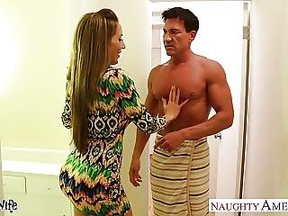 Wife In Mini Dress Richelle Ryan Fucking
