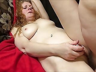 Daisy Uk Amateur Redhead Milf Slut Hard Anal Homemade