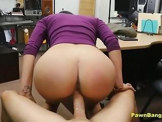 Perfect Tits Latina Babe Deepthroat And Hard Fuck