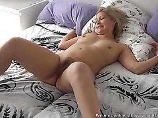 Horny Blonde Milf From Milfsexdating Net Fucked And Fingered