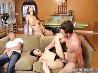 sesso a 3, amatoriale, matura, milf, mamma, pervertito, Adolescente