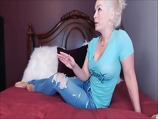 blondynka nagie fotki