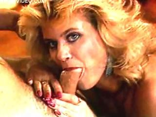 Ginger Lynn And Tom Byron In Sperm Busters