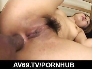 Nothing Like Two Dicks For Horny Hibiki Ohtsuki