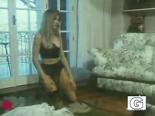 Petra Scherbach Open Pussy