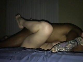 Laying In Her While She Wiggles And Cums
