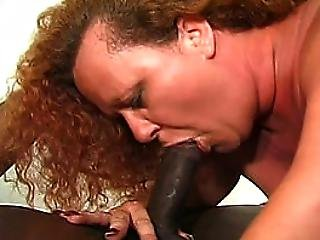 Redhead Older Chub Fucks Two Studs