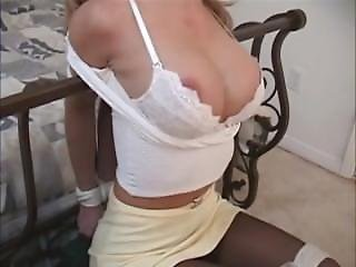 Amber Michaels Ballgag Drooling