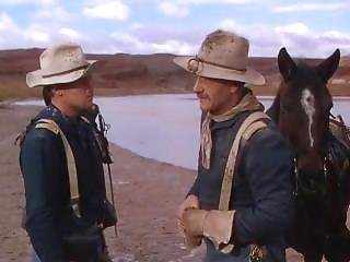 She Wore A Yellow Ribbion (starring John Wayne)