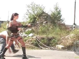 Veronica Zemanova Actiongirls 6