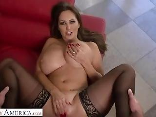 Brazzers - Real Wife Stories - Stay Away From My Stepdaughter Scene Star