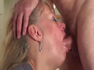 Mature Throat Fuck