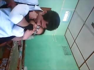 Indian Teens At School