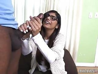 Muslim Woman Anal Mia Khalifa Tries A Big Black Dick