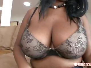 Aileen Ghettman Swallows Down Tons Of Loads Of Cum!