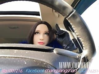 Rubberdoll Driving Car - Diary