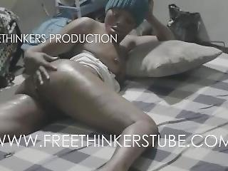 2 Nigeria College Boys Pay Lagos Slut To Please And Give Them Sex Of There