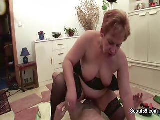 Casting, Firsttime, German, Grandma, Grandpa, Granny, Hardcore, Lingerie, Old