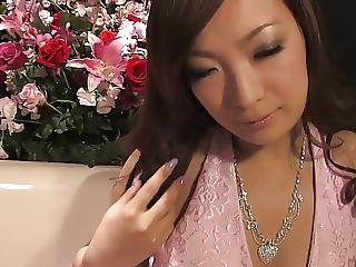 Japanese Beauty Gets Cream Pie After Riding Stud 039 S Pole