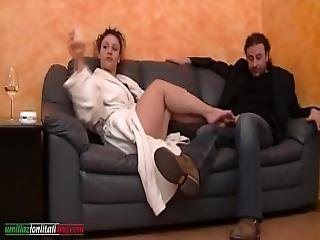 The Puppet Of Elisa- Barefoot Domination