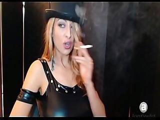Smoking Humiliation
