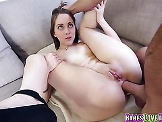 Boyfriend Tongue Fuck And Lick Nickey Huntsmans Tight Hole