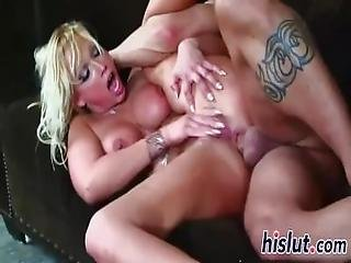 Stacked Milf Loves Her Some Anal