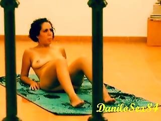 My Aunt Naked On The Terrace