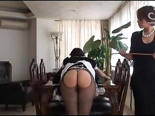 Maid Spanking2