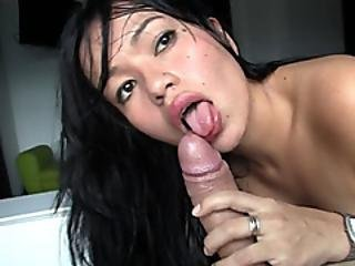 Desirable Hottie Pleased With Hard Dick