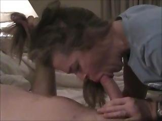 Incredible Blowjob With Complete Swallow