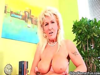 Hairy Grandma Renata Collection