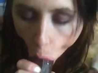 Mothers Best Friend Creams On Black Cock