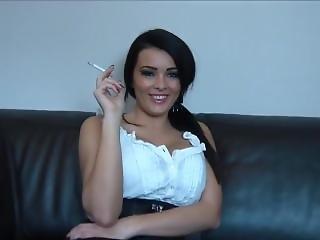 Charley Smoking