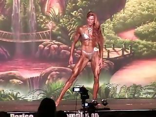 Aurelia Grozajova The Muscular Long Curly Left Hair Whore
