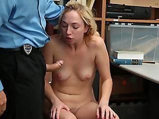 Amateur Thief Zoe Parker Fucks For Freedom