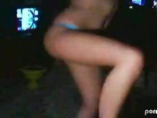 Nervous Hot Girl Cam