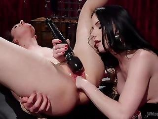 Sapphic Submission