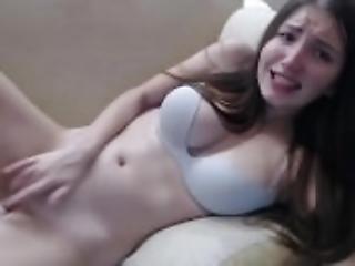 amateur, gros téton, bikini, brunette, Université, naturel, seins naturels, orgasme, petite, sexe, rasée, soeur, solo, Ados, jouets
