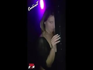 Creampie In A Swingers Club