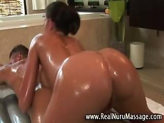 Check this massage bitch get off