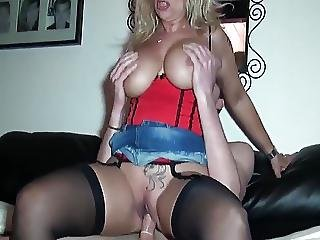 Blonde, Fucking, Milf, Mom, Young
