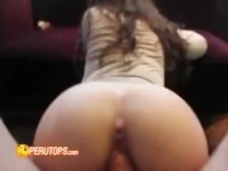 El enorme culo de roxana