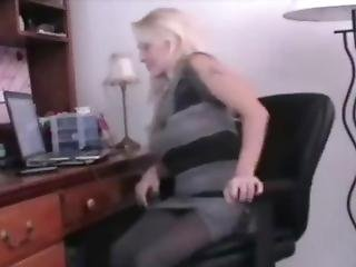 blondin, pruppa, fetish, trosor, strumpbyxor, solo