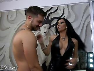 Mistress Kennya With Master Jason: Only Fit For Humiliation Preview