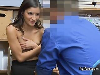 Thief caught and ass fucked mobile porn